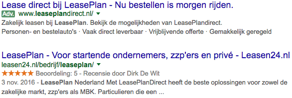 Vindbaarheid & SEO